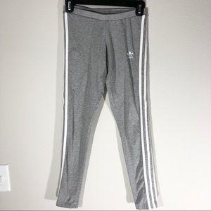 Adidas XS Youth Athletic Pants